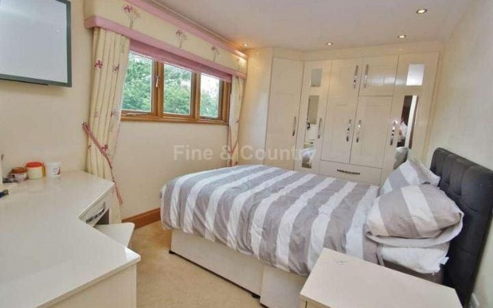 Raheem Sterling house other bedroom