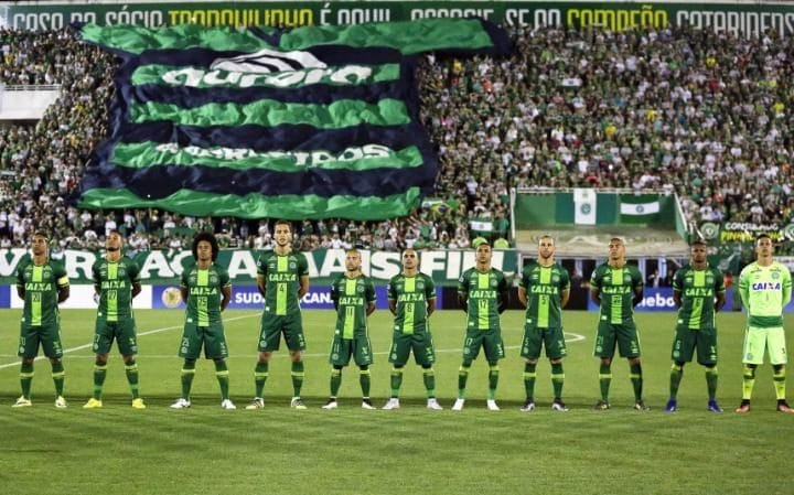 Image result for chapecoense