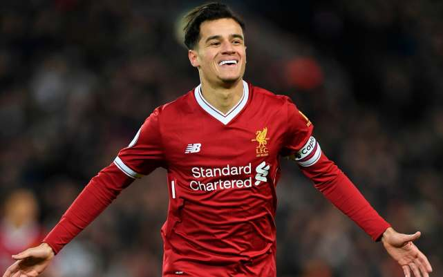 Liverpool confirm Telegraph exclusive as Philippe Coutinho joins ...