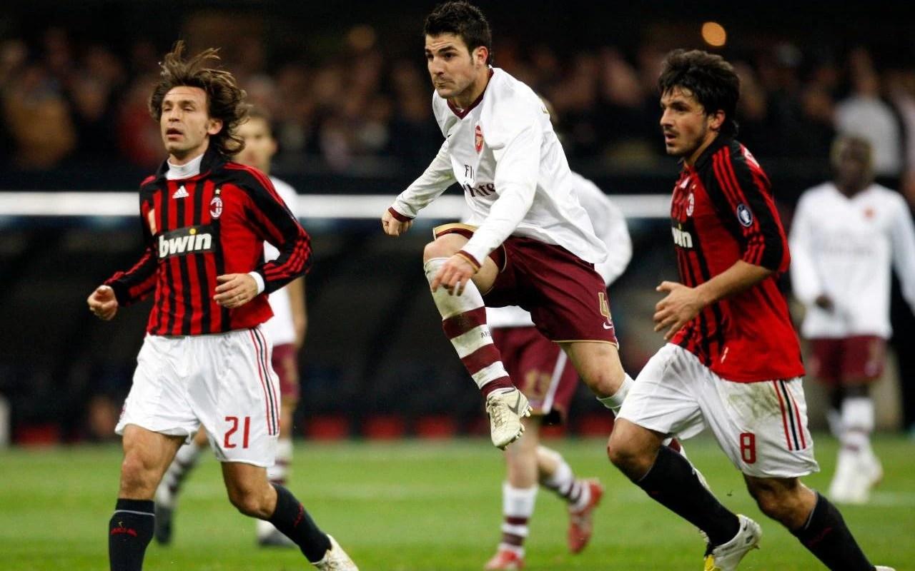 Arsenal Draw Ac Milan In Glamorous Europa League Last 16 Tie