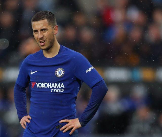 Eden Hazard Eden Hazards Future With Chelsea Remains Uncertain