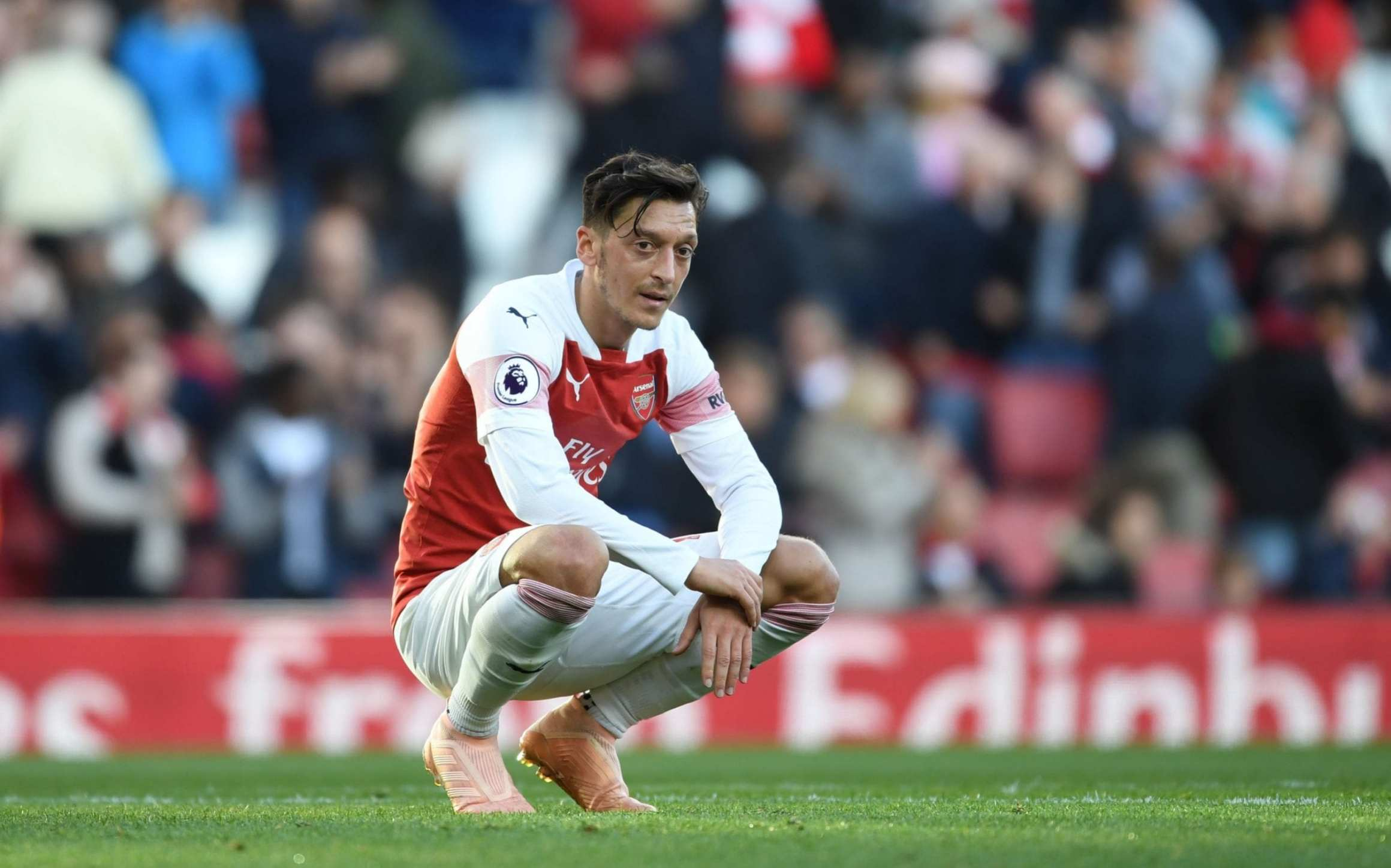 Why it is wrong to call Mesut Ozil lazy, but his waning influence on  Arsenal games is a worry