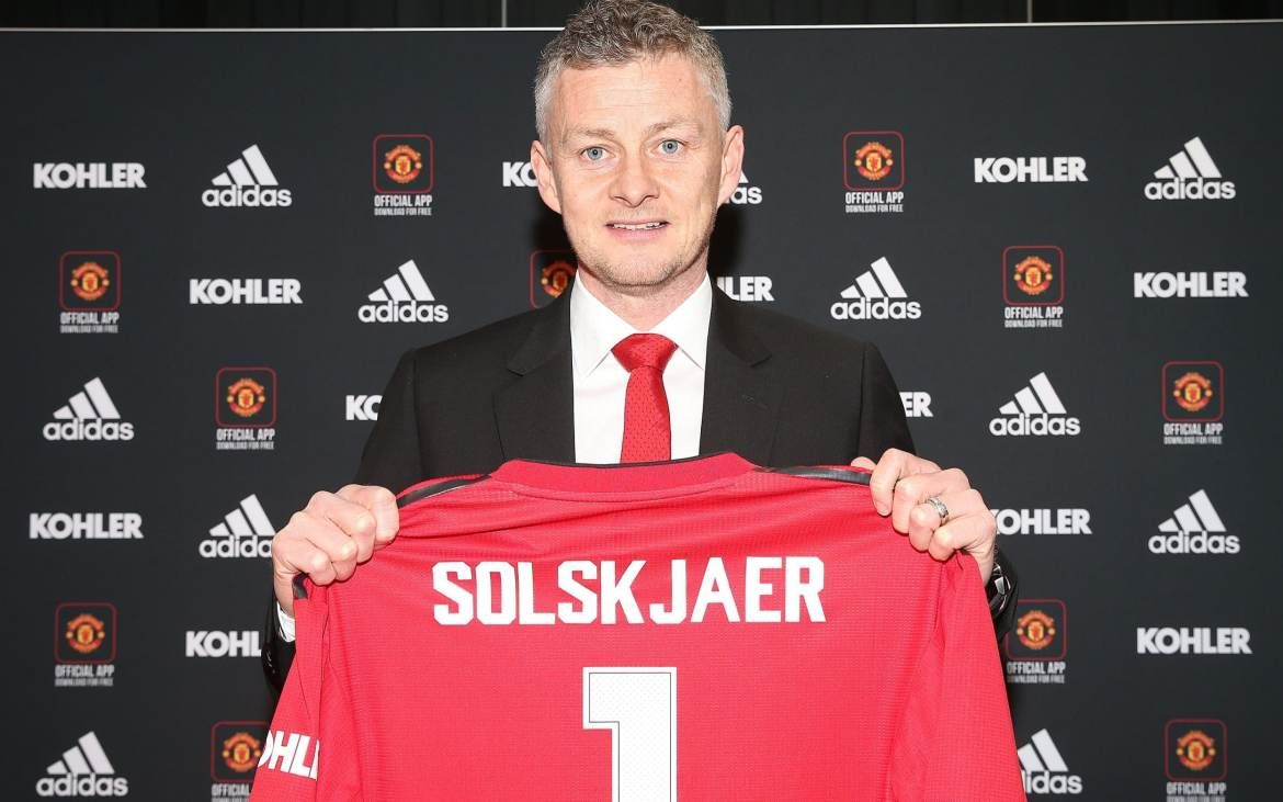 Ole Gunnar Solskjaer confirmed as permanent Manchester United manager on  three-year contract