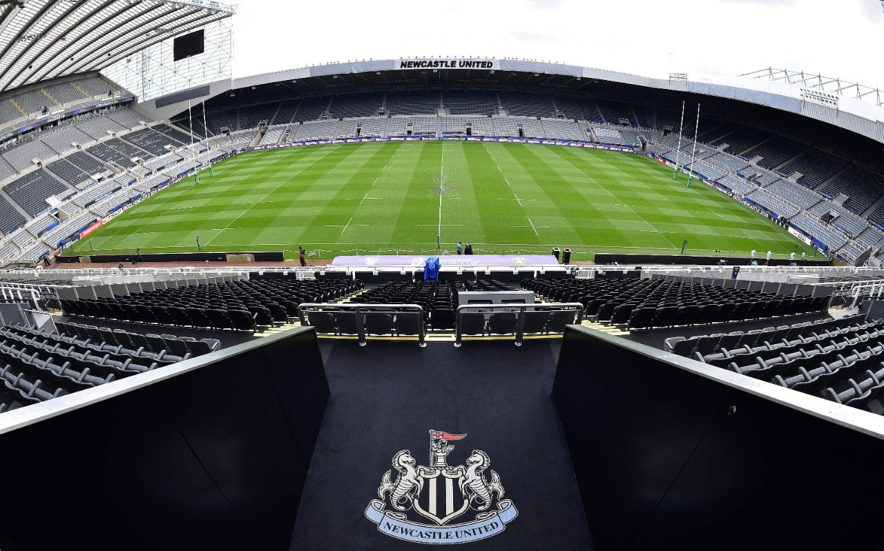 But working as a stadium vendor is still work. Newcastle United sceptical that bid from Sheikh Khaled ...