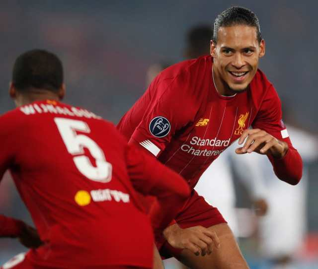 Liverpool Limp Past Genk In Second Gear With Minds Preoccupied By