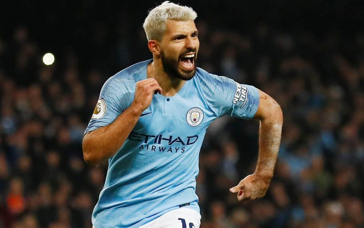 Sergio Aguero 'irreplaceable', laments Pep Guardiola, as striker enters  last 18 months of his Manchester City career