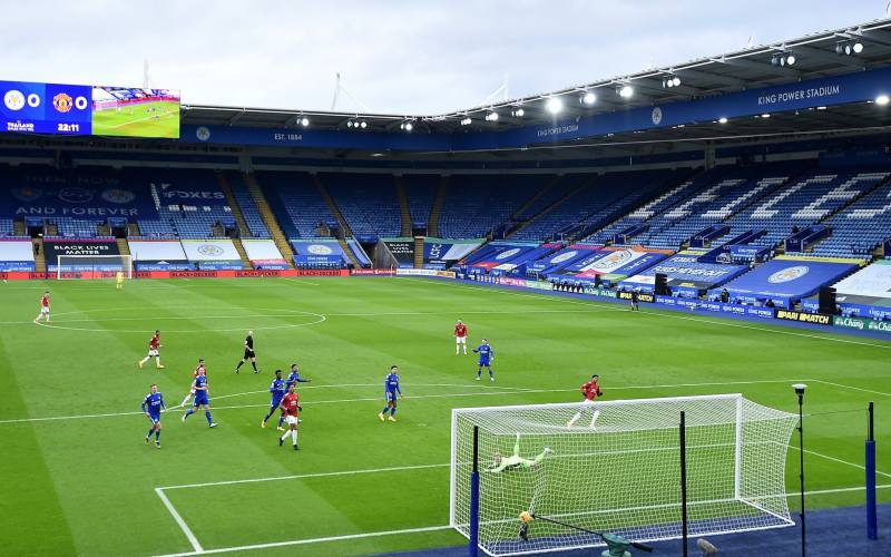 Leicester City vs Manchester United, Premier League: live score and latest  updates from King Power Stadium