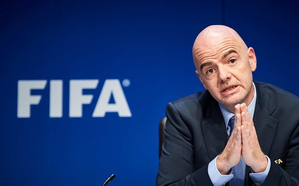 , Fifa's Gianni Infantino sparks controversy with 'dream' of Israel and Palestine co-hosting World Cup, The Evepost BBC News