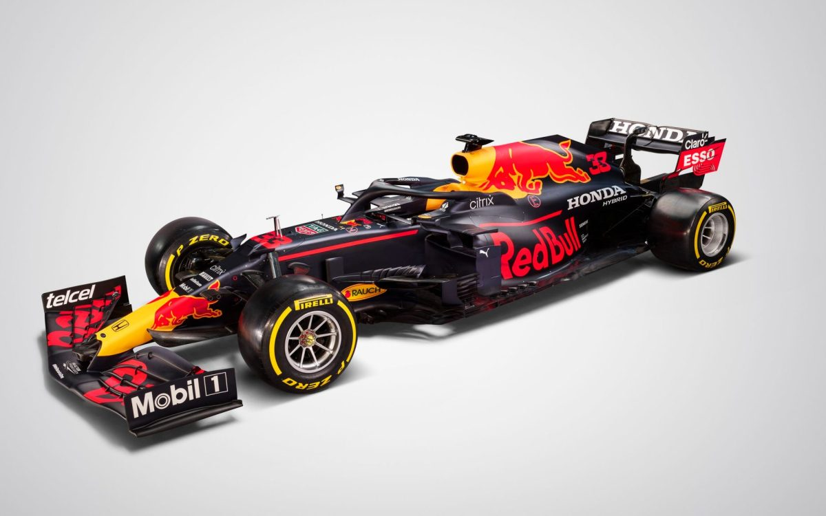 Handout photo provided by Red Bull of the Red Bull Racing RB16B. Issue date: Tuesday February 23, 2021. PA Photo. Photo credit should read: Thomas Butler/Red Bull Content Pool/PA Wire. NOTE TO EDITORS: This handout photo may only be used in for editorial reporting purposes for the contemporaneous illustration of events, things or the people in the image or facts mentioned in the caption.