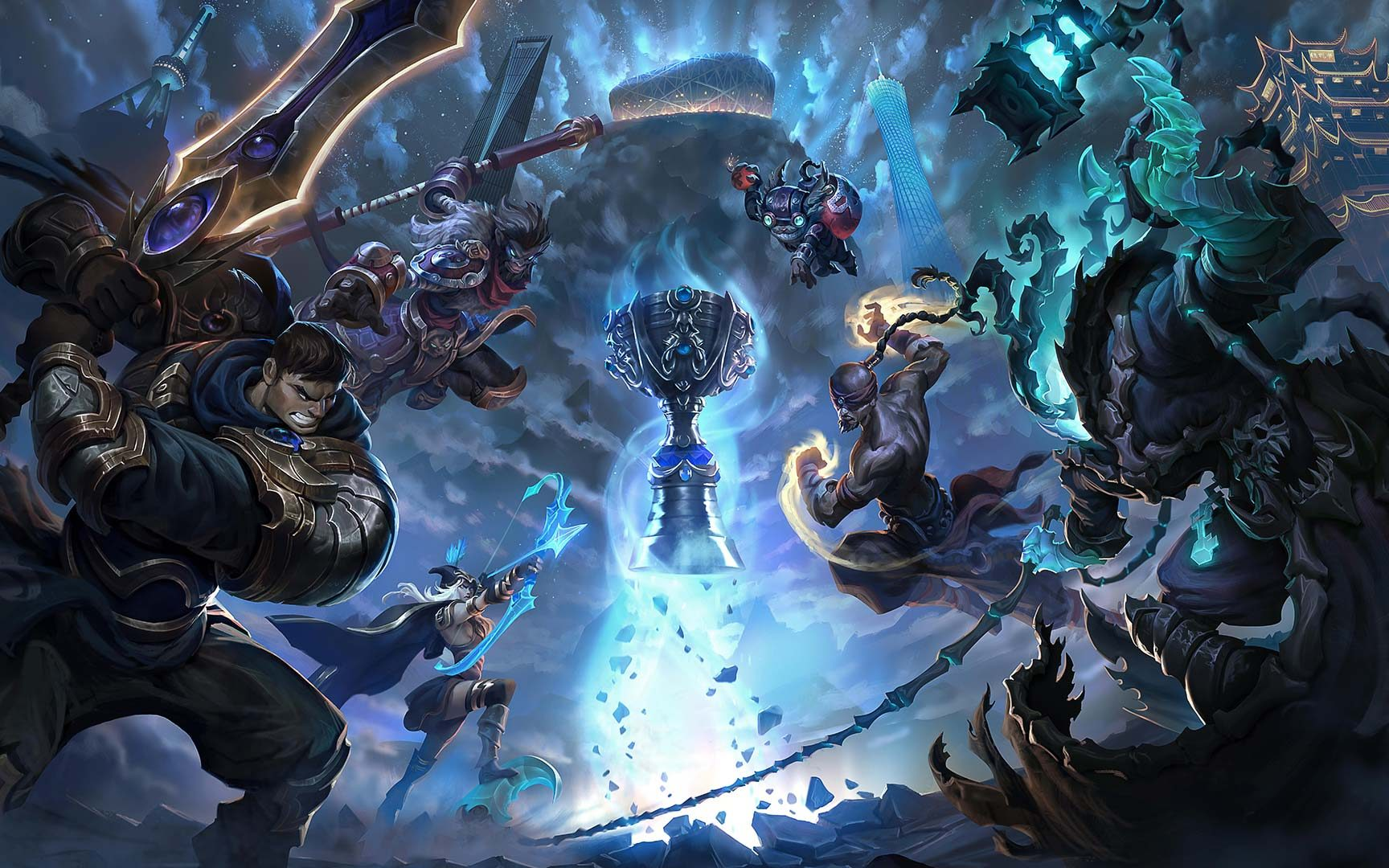 The League Of Legends 2017 World Championship Semi Finals Start This Weekend Where To Watch