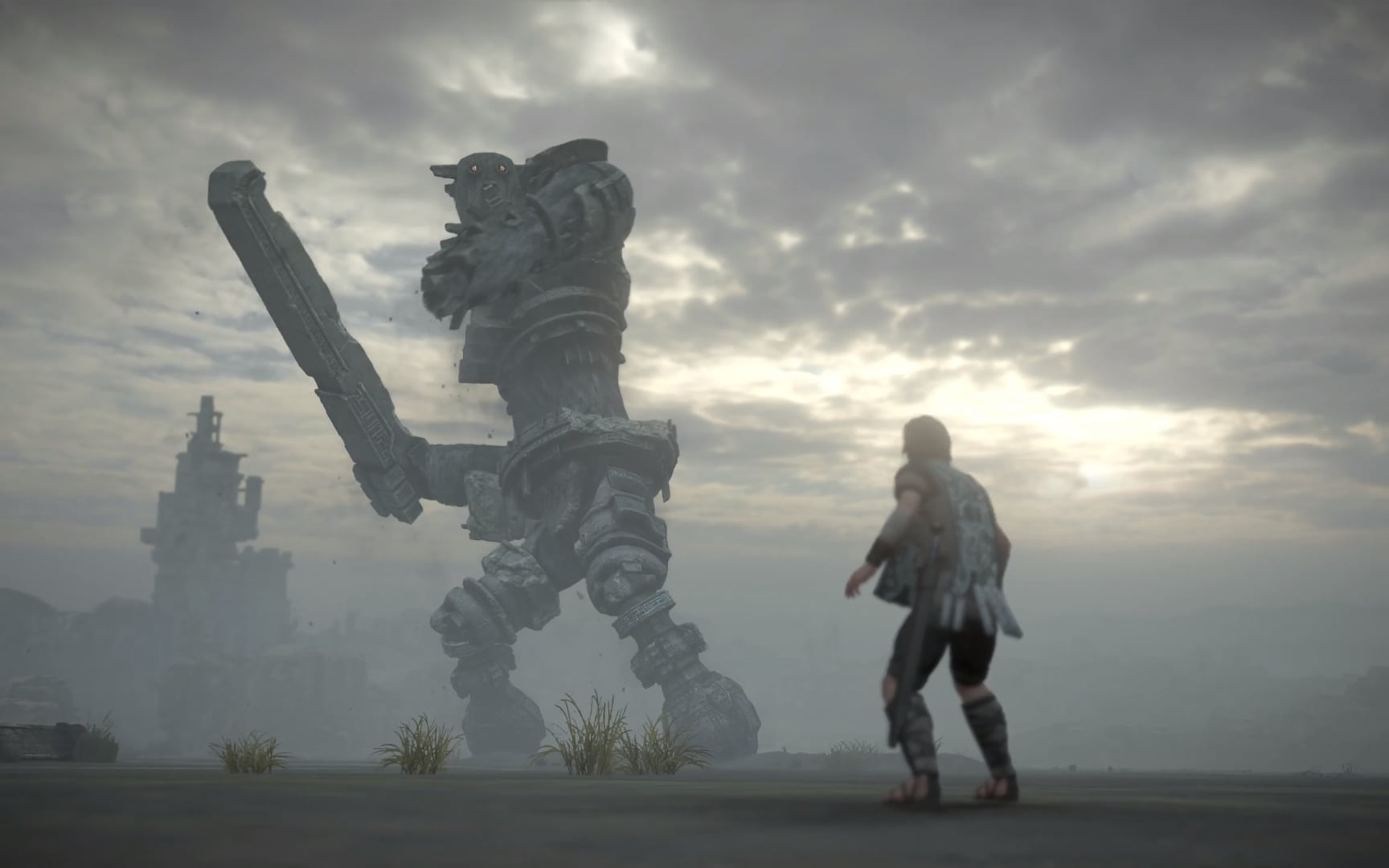 Shadow Of The Colossus PS4 Remake Review Haunting