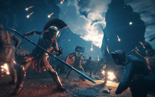 Assassin's Creed Odyssey hands-on | Characters and ...
