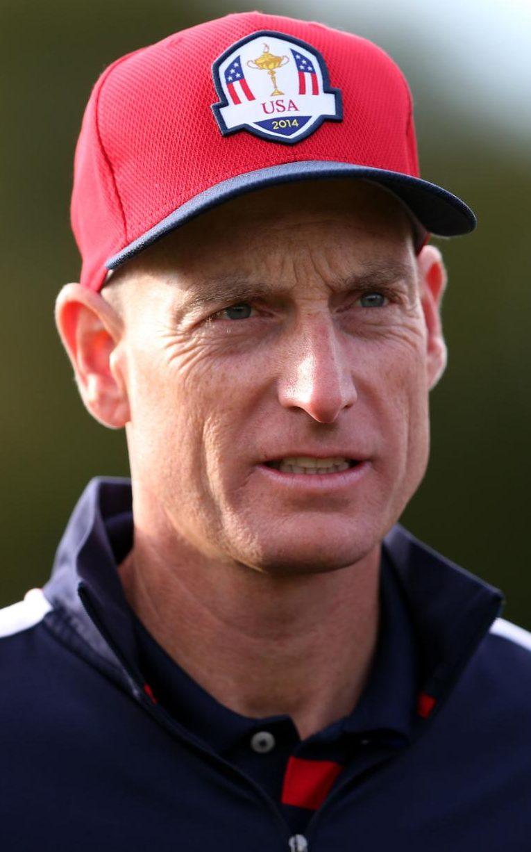 Image result for Jim Furyk ryder cup captain