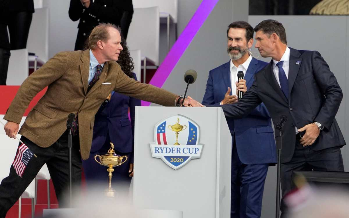 , Ryder Cup 2021 opening ceremony live: latest updates and news as Friday pairings announced, The Evepost BBC News