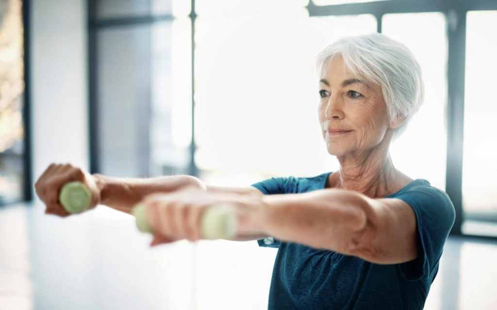 Midlife Muscle Maintenance The Nutritional Secret To