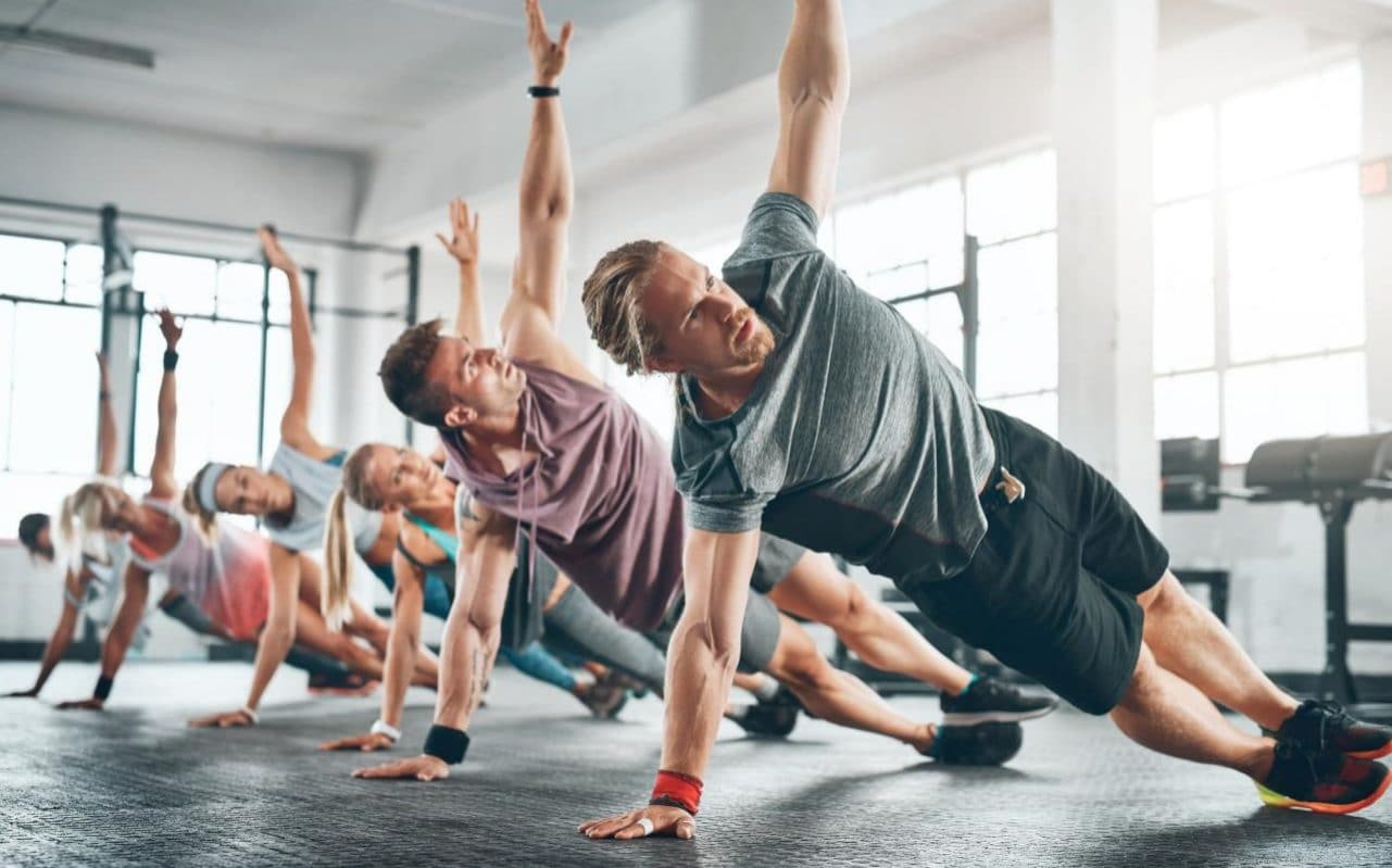Working Out In A Group Is The Best Way To Get Fit So Why Do Men Avoid Exercise Classes