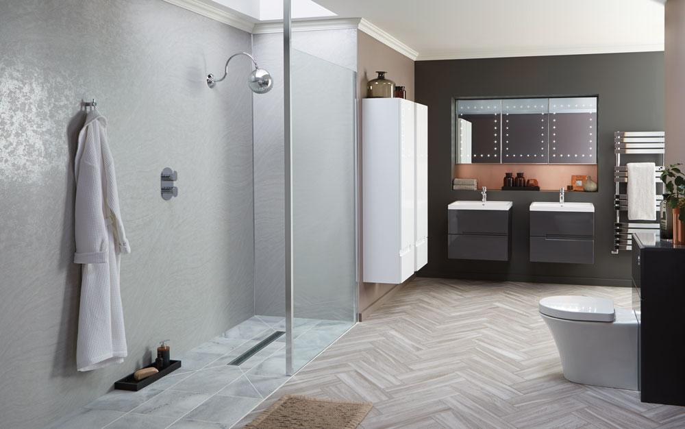 Six Great Design Ideas For Accessible Bathrooms