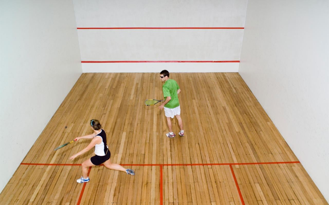 Sport England S Rally To Get People Playing Squash