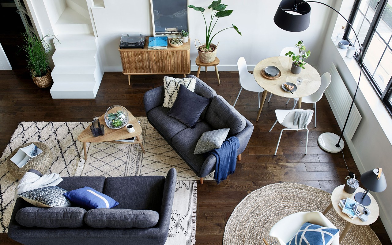 Living room decorating ideas: how to decorate a small ... on Small Living Room Decorating Ideas  id=40789