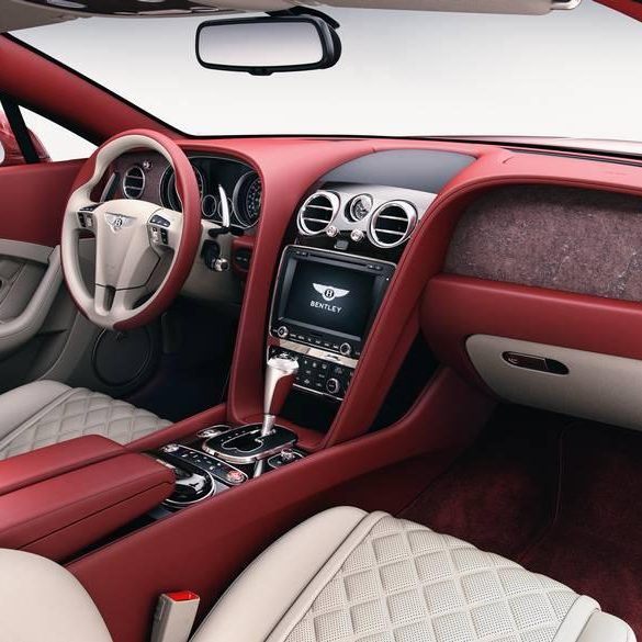 Rock Star The Bentley With Stone Carved Interiors