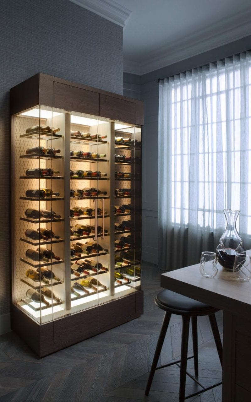 Smallbone Of Devizes Launches Wine Wall
