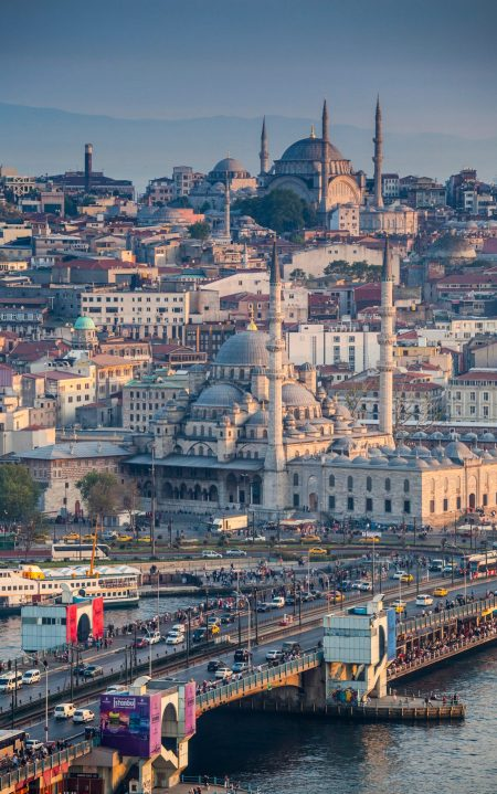 Complicated, compelling Istanbul
