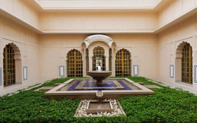The Oberoi Suhkvilas Resort & Spa