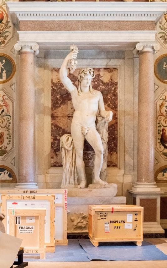 Living The Dolce Vita Rome S Galleria Borghese Has A New