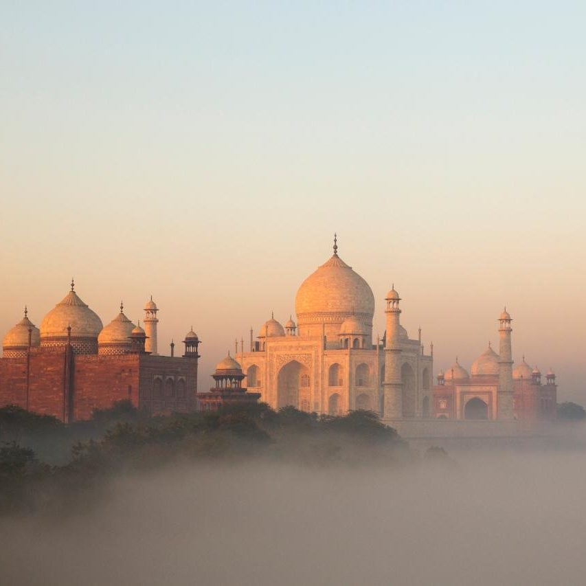Behind The Scenes At The Taj Mahal Touring Indias Remarkable Landmark In Private