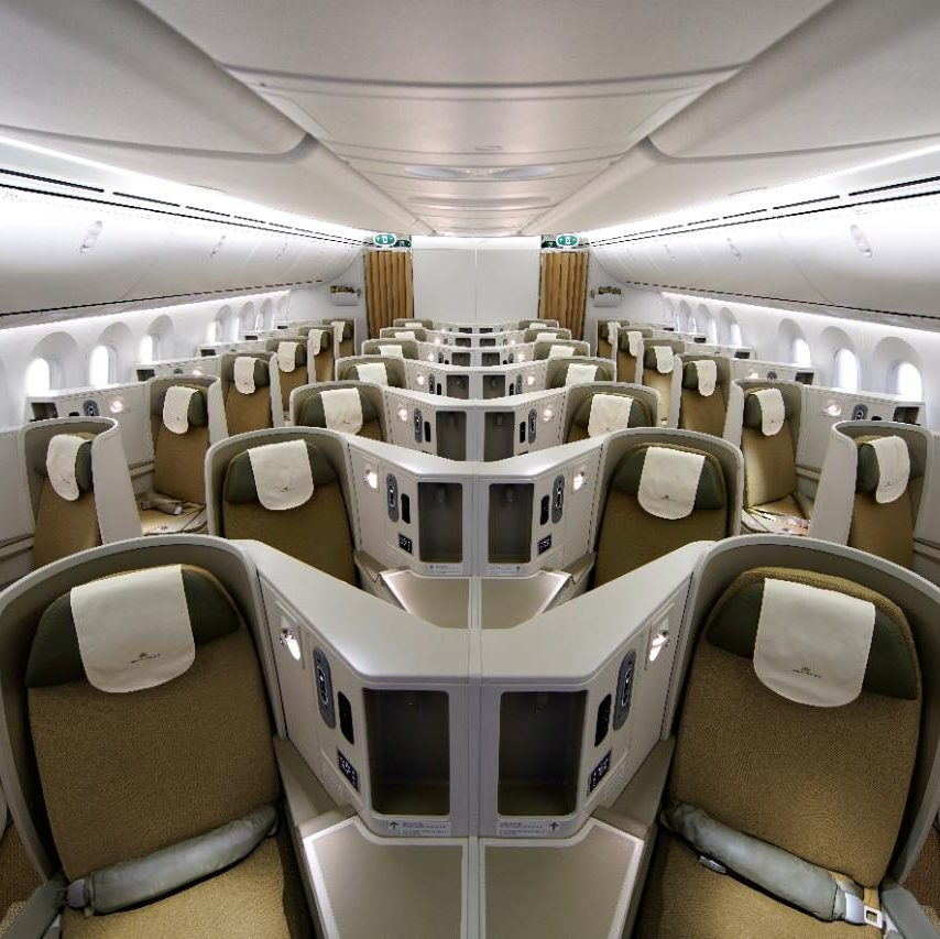Vietnam Airlines Boeing 787 9 Dreamliner Business Class