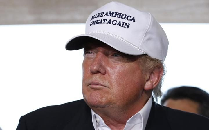 donald trump baseball caps