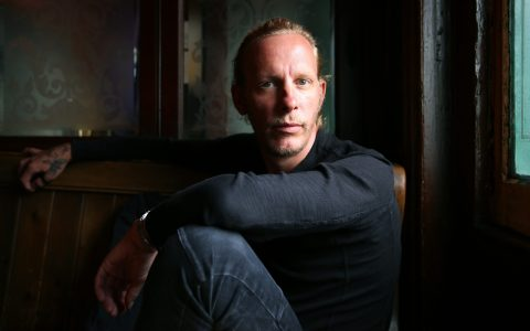 Laurence Fox photographed in London last week