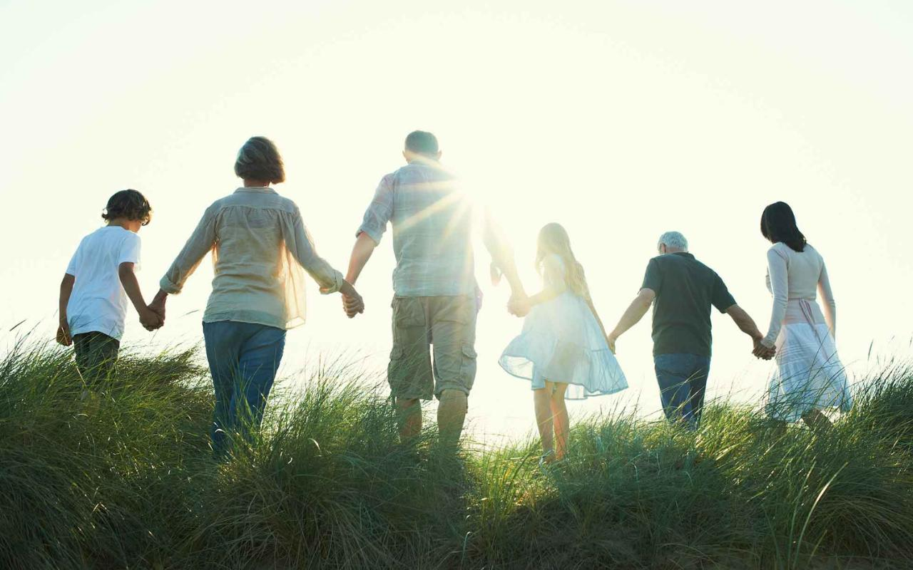 The Sandwich Generation Caring For Children And Parents