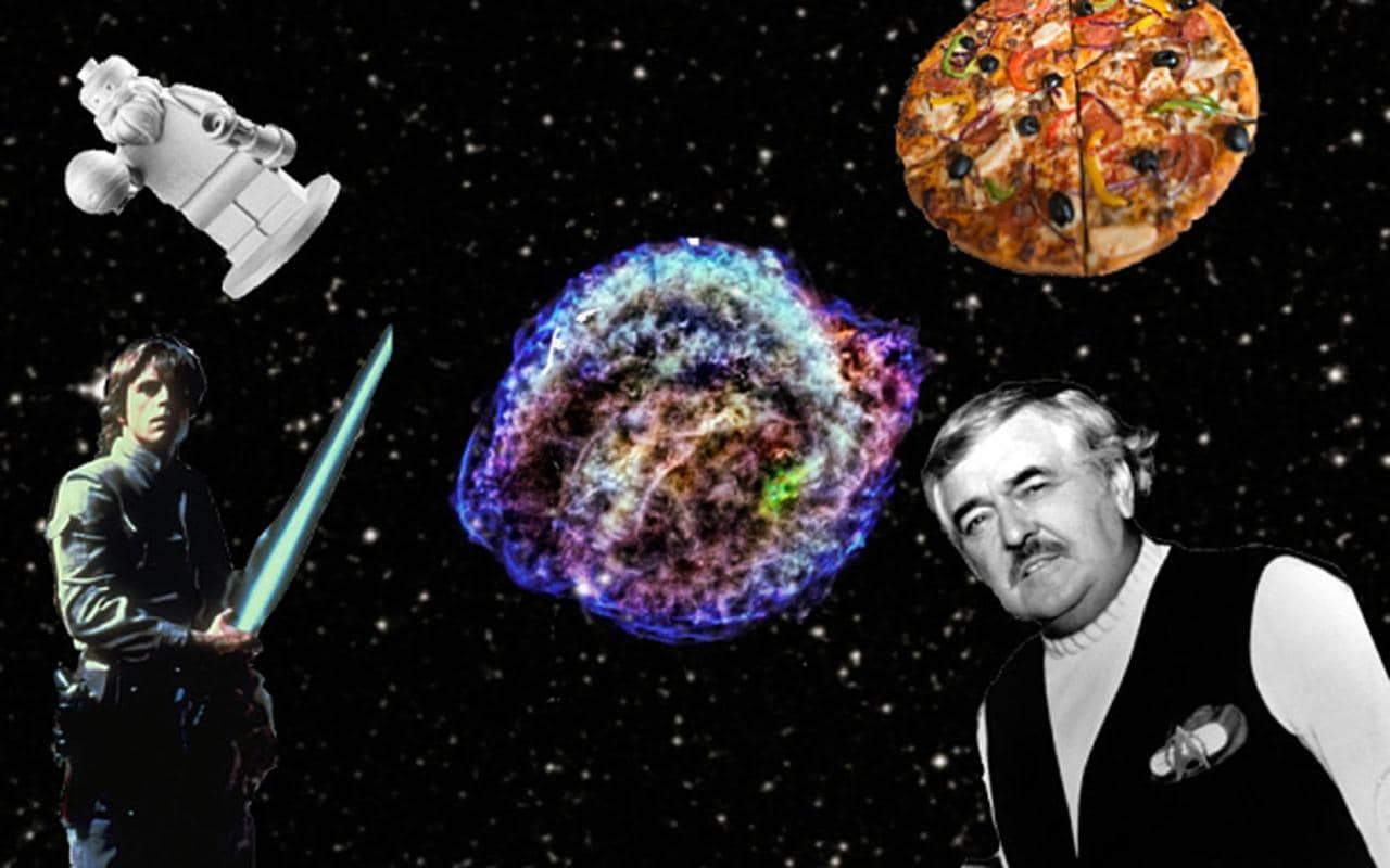 100 Weird Objects In Space