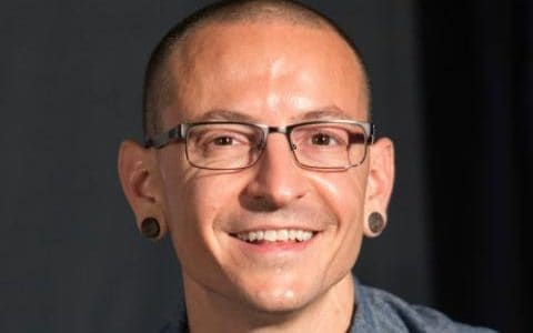 Chester Bennington in 2014