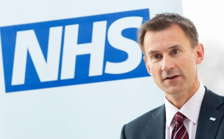 Jeremy Hunt is to make an emergency statement