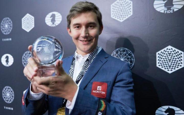 sergej karjakin world championship vs magnus carlsen
