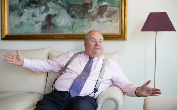 Sir Eric Pickles, who has written a report on voter fraud