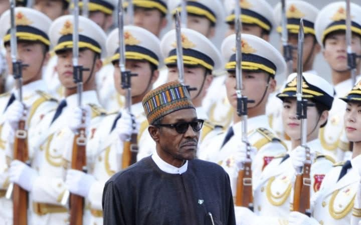 President Muhammadu Buhari is currently on a visit to China