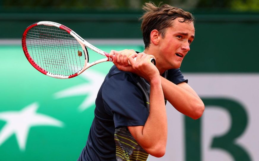 Russian tennis player disqualified from US tournament for ...