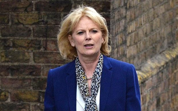 Anna Soubry, the former Conservative minister