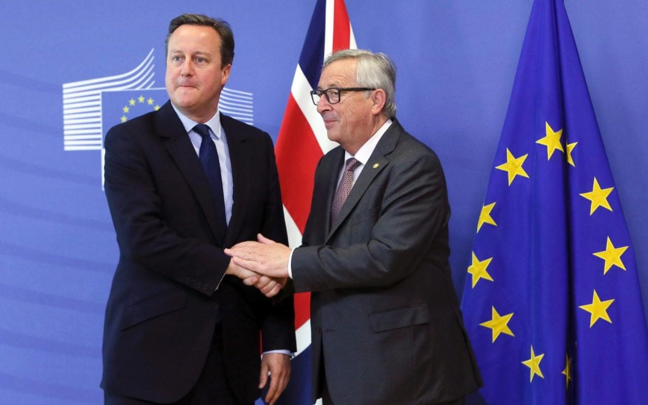 David Cameron Urges Eu To Reform Freedom Of Movement Rules To Maintain Britain S Economic Ties