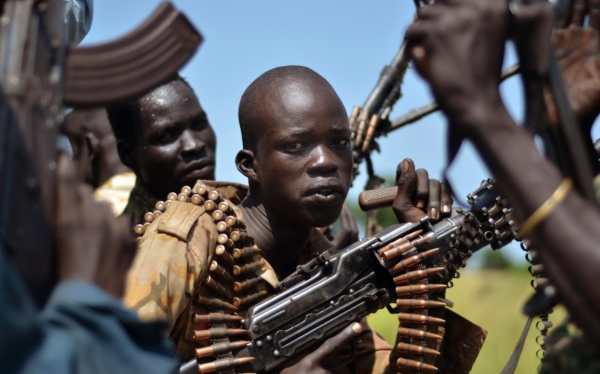South Sudan's ruling factions are flouting peace deal and ...
