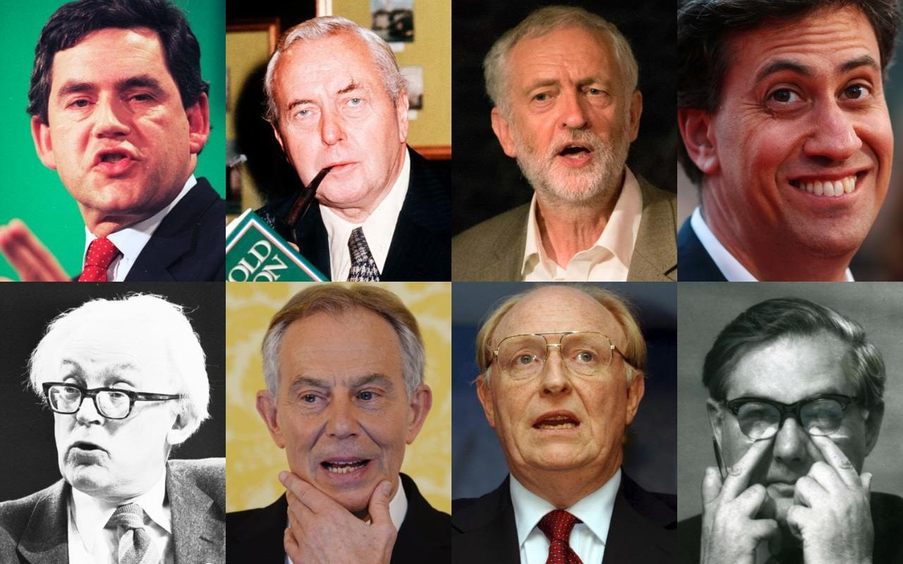 Image result for brian wilson labour images