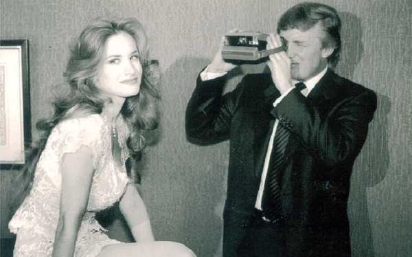 Donald Trump appeared in two more Playboy videos