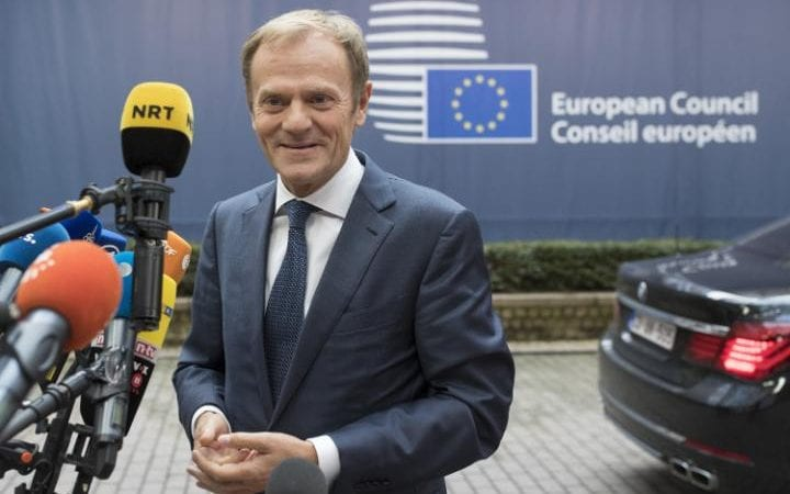 Donald Tusk, president of the European Union