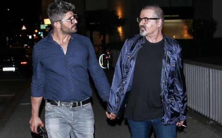 George's boyfriend, Fadi Fawaz discovered his body on Christmas morning