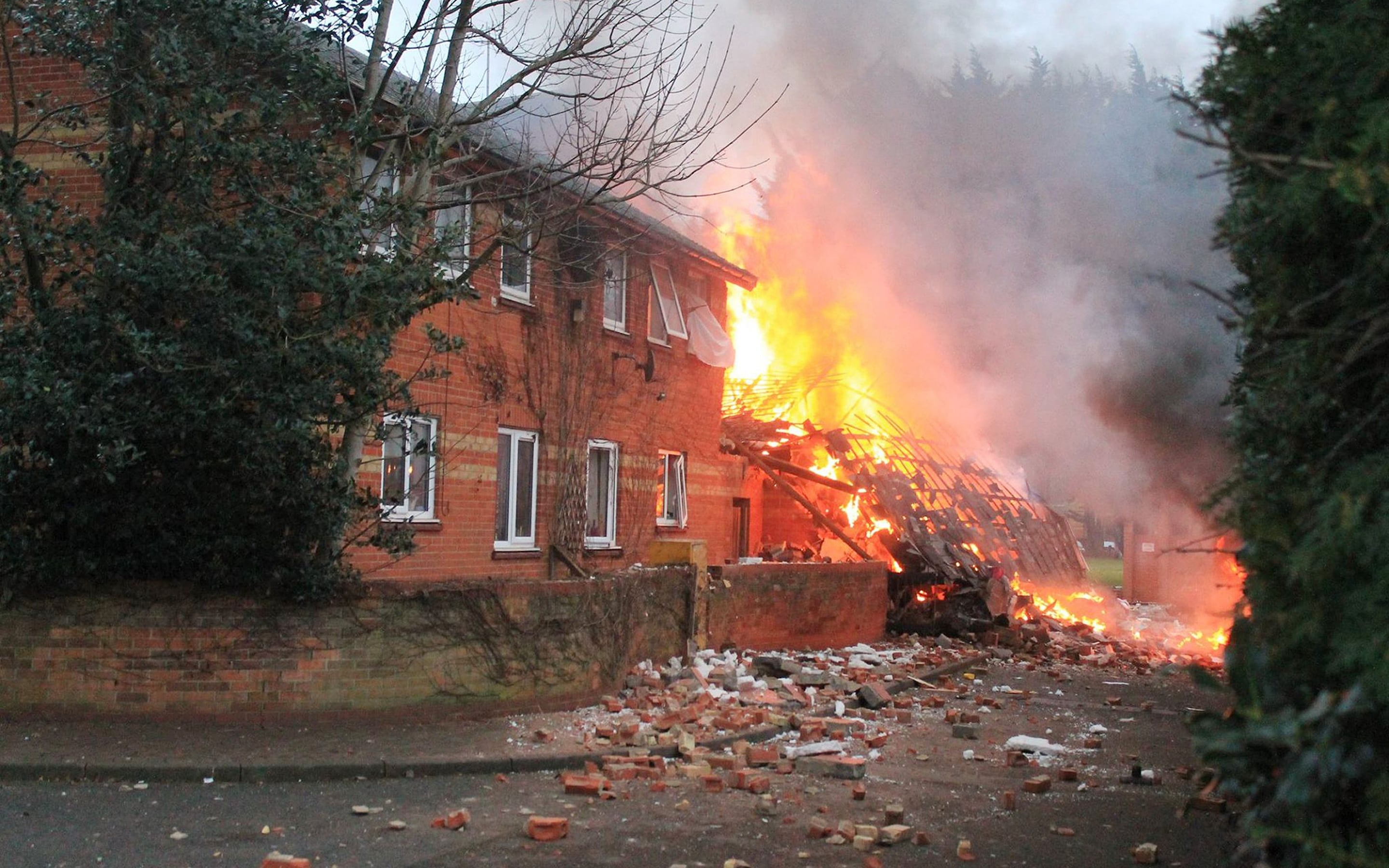Oxford explosion One person remains missing after
