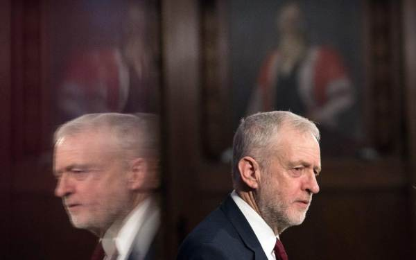 Poll finds Jeremy Corbyn is less popular than Donald Trump
