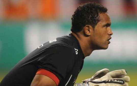 Soccer Club Signs Goalkeeper whose girlfriend's body was fed to dogs after he ordered her torture and murder